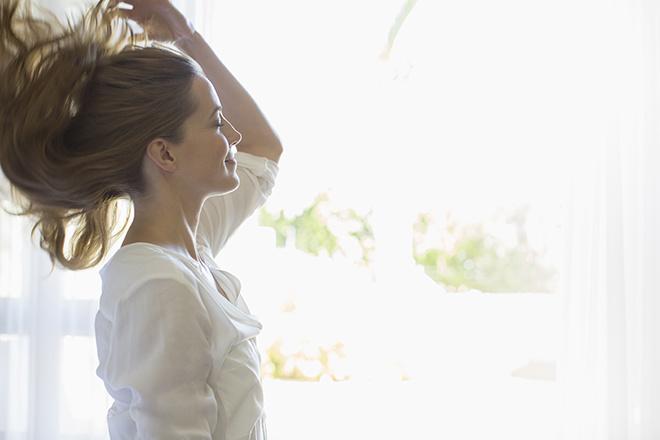 Пилинг волос в домашних условиях