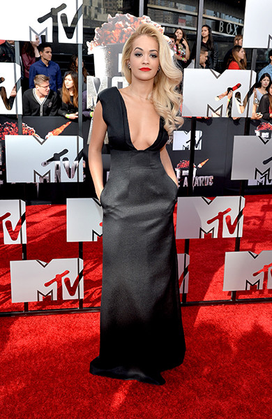 Рита Ора на MTV Movie Awards 2014