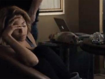 Кадр из документального фильма о Бейонсе