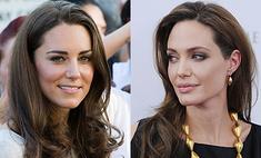 Анджелина Джоли готовит фильм о Кейт Миддлтон