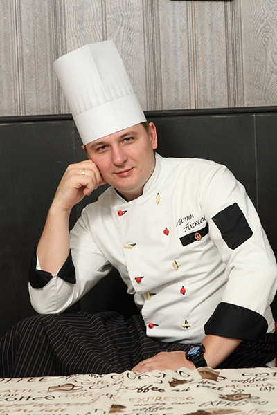 Максим ресторан Алексей Лапин