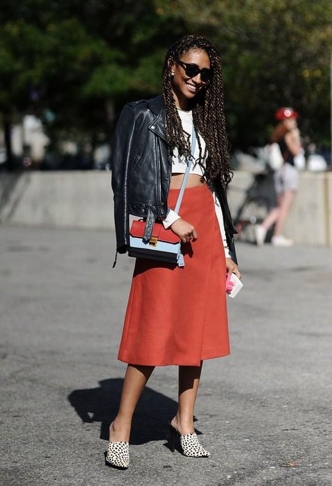 Модные тенденции весна-лето