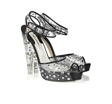 Экстравагантная обувь