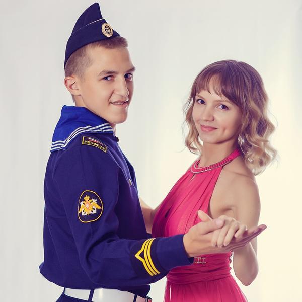 Николай Наголкин и Дарья Михайлова