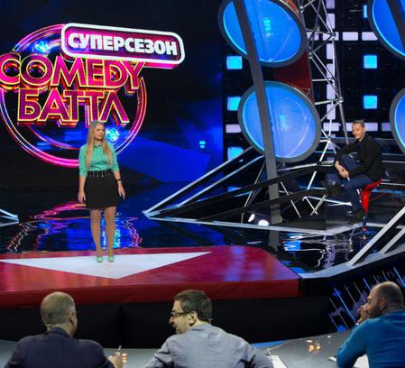 Омск, Елена Корнеева, «Comedy Баттл. Суперсезон»