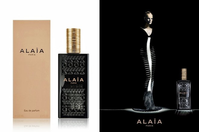 alaia представил дебютный аромат