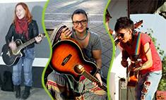 Как бременские музыканты! Кто играет на улицах Краснодара?