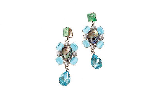 Серьги Volha Jewelry