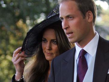 Кейт Миддлтон, принц Уильям, королевская свадьба
