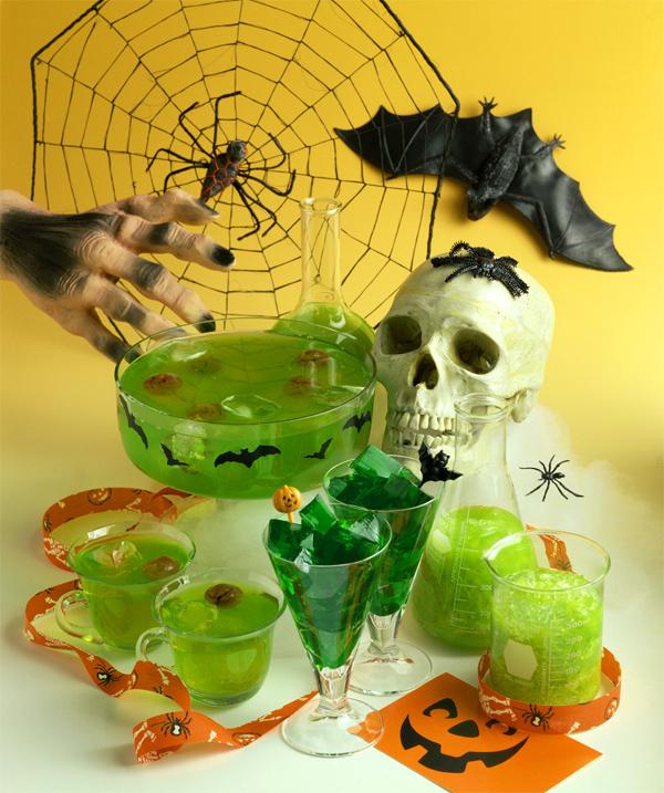 Как сделать Хэллоуин