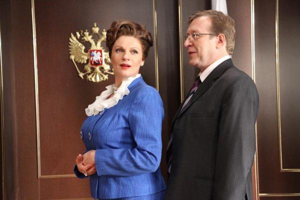 «Одна за всех», женщина-президент Екатерина Петровна Иванова