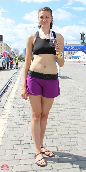 "Анастасия Лапина, марафон ""Европа-Азия 2016"", фото"