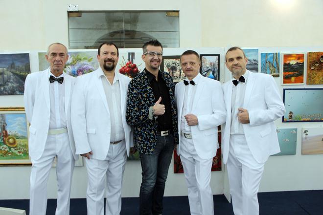 Рязанская группа открыла итальянский фестиваль