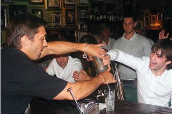 Богдан научил «Гарри Поттера» настоящему волшебству – делать коктейли.