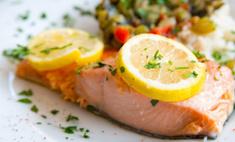 Рыба в духовке: готовим сочное и нежное филе?