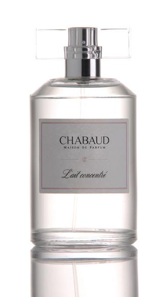Chabaud Maison de Parfum, Lait Concentré