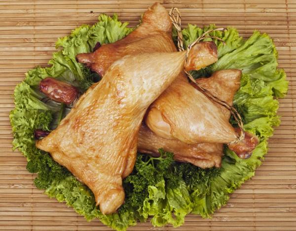Закоптить курицу в домашних условиях