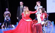 Анна Седокова запишет песню с казанской девушкой без рук