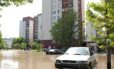 Варшава погружается под воду