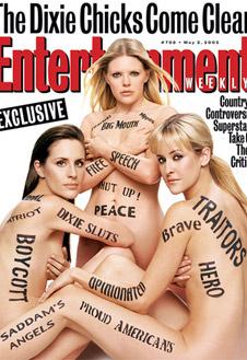 Группа Dixie Chicks.