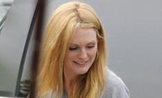 Джулианна Мур стала блондинкой