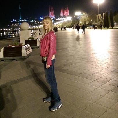 Валерия в Баку