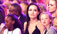 Сын Джоли учит русский, чтобы читать сказки Пушкина