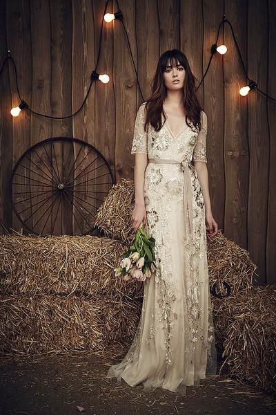 Лучшие коллекции Недели свадебной моды   галерея [6] фото [9]