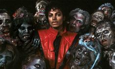Сотни фанатов Майкла Джексона устроили «Триллер» на Дворцовой площади
