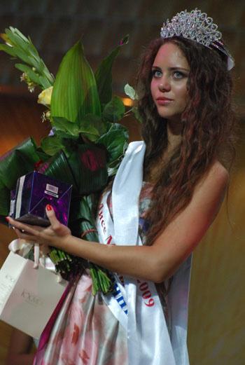 Сергеева Алина, участница конкурса