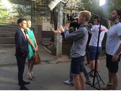 В Волгограде проходят съемки ресторанного ТВ-шоу «На ножах»
