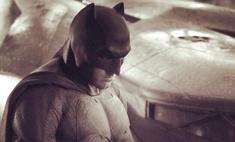 Бен Аффлек: смотрите, люди, он Бэтмен!