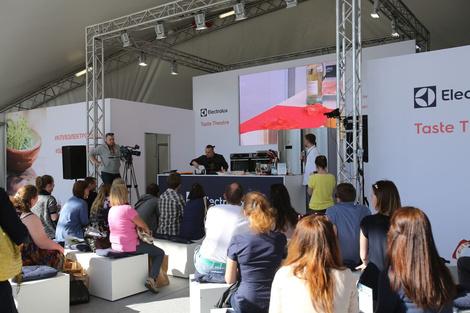 Гастрономический фестиваль Taste of Moscow прошел при поддержке компании Electrolux | галерея [1] фото [7]