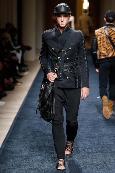 Неделя мужской моды в Париже: лучшие показы | галерея [7] фото [6]