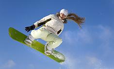 Покоряя вершины: топ-20 самых красивых сноубордисток Барнаула