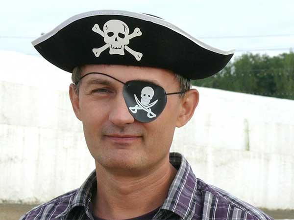 «Пиратская пятница» в Ростове, парк революции, парк революции ростов на дону, парк революции ростов, детский праздник в ростове