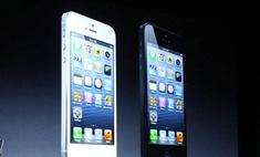 Компания Apple представила iPhone 5