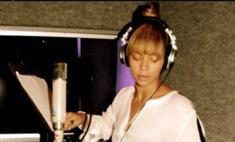 Бейонсе вернулась к записи альбома