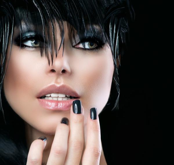 Как осветлить усы