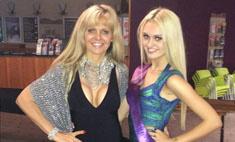 Мать и дочь победили в конкурсе красоты в один день