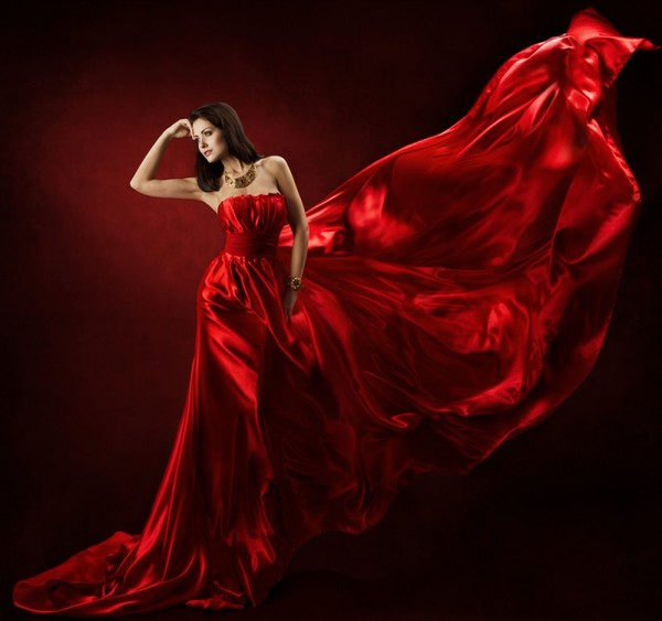Женский журнал платье за 30 минут
