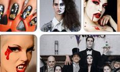 В салоне «Фен dry Bar» помогут создать образ на Хэллоуин