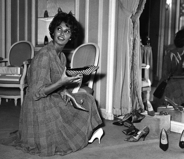 Софи Лорен, 1958 год