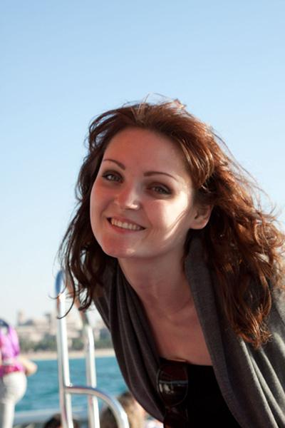 Юлия Каралюсова