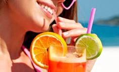 5 летних коктейлей по-воронежски