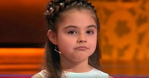 Кира Полосина из Красноярского края – участница шоу Лучше всех