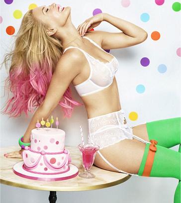Бар Рафаэли в рекламной кампании Passionata весна-2014