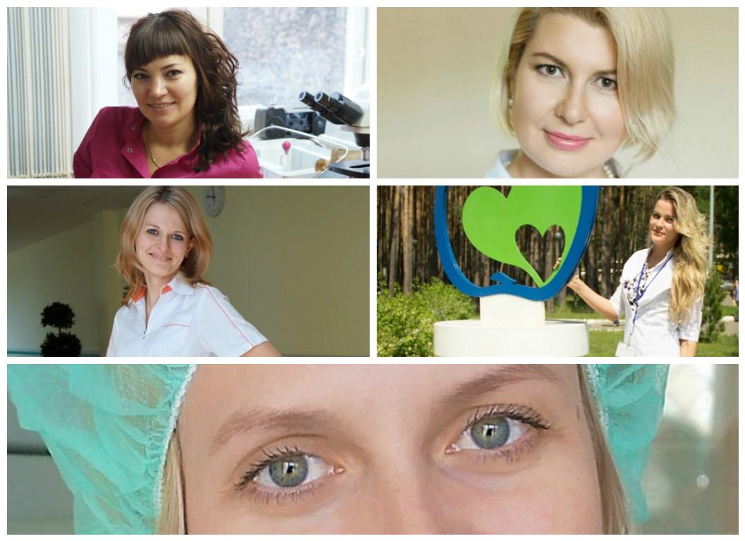 Сексуальные медсестры с красивой фигурой 23 фотография