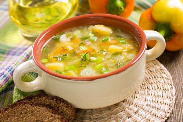 Супы рецепты
