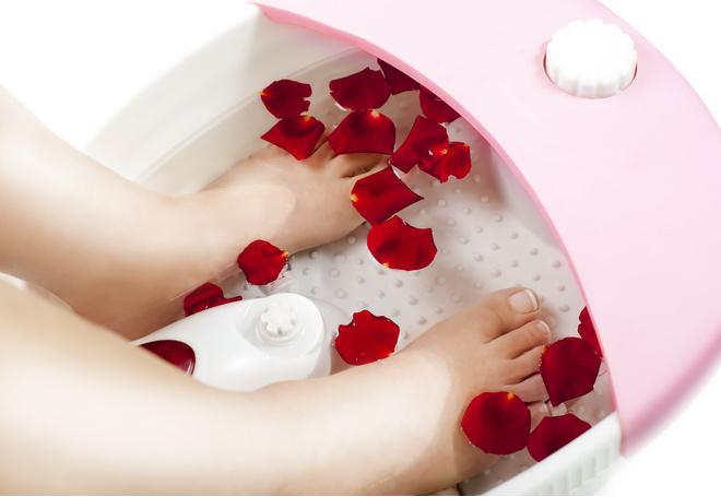 массажные ванночки для ног